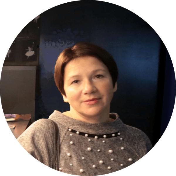 Галина Пристенская
