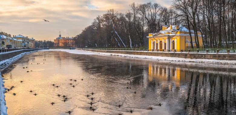 Туры в Петербург: осень - зима - весна 2021-2022